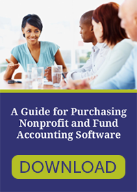 Guide for Purchasing Nonprofit & Fund Accounting Software