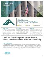 Abila MIP Fund Accounting Case Study